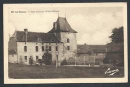 +++ CPA - MY LEZ HAMOIR - Petit Château Wibin Gillard   // - Hamoir