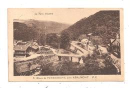 Mines De Peyrebrune,près Réalmont--(D.1643) - France