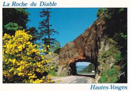 Hautes Vosges La Roche Du Diable - France
