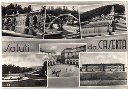Saluti Da CASERTA - Vedute - Caserta