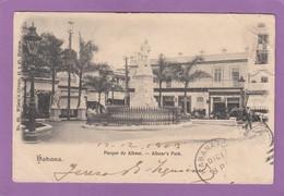 HABANA.PARQUE DE ALBEAR. - ALBEAR'S PARK. - Cuba