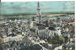 ANVERS    (  BELGIQUE  )  CATHÉDRALE ET COUDE D 'AUSTRUWEEL - Unclassified