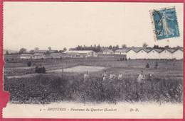 RARE CPA 88 BRUYERES Panorama Du Quartier Humbert - Bruyeres
