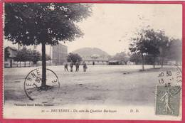 RARE CPA 88 BRUYERES Un Coin Qu Quartier Barbazan - Bruyeres