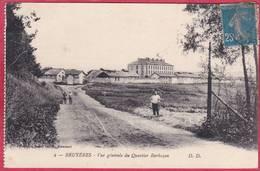 CPA 88 BRUYERES Vue Générale Qu Quartier Barbazan - Bruyeres