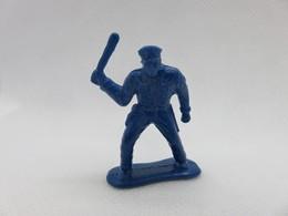194 - Figurine Policier Américain - Matraque - Figurillas