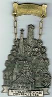 1979- 3Int Wolkswandern (Mittel Alterliches MONREAL/EIFEL. - Entriegelungschips Und Medaillen