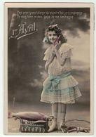 1er Avril // Poisson D'Avril // Femme-Frau-Lady - 1er Avril - Poisson D'avril