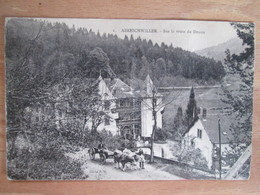 Abreschwiller  Sanatorium   . Pli - Other Municipalities