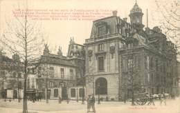 75 - VIEUX PARIS - Hotel Gaspard Fieubet Chancelier D'Anne D'Autriche Devenu Collège Massillon Quai Des Celestins - Lotti, Serie, Collezioni