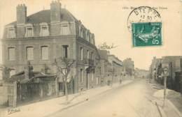 76 - DIEPPE - Rue Thiers - Villa Marcel 1910 - Dieppe