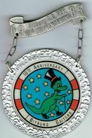 Bitburg Gaiters 1985 - Entriegelungschips Und Medaillen