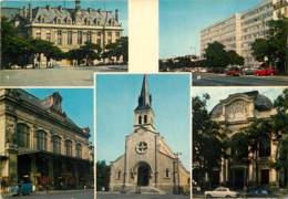 75013 - PARIS - Aspects Du 13e Arr (Multivues Années 60/70) - Arrondissement: 13