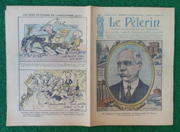 Revue Illustrée Le Pèlerin - Décembre 1923 - M. Jean Doulcet, Nouvel Ambassadeur De France Auprès Du Vatican - Journaux - Quotidiens