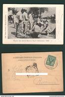 Campobasso Napoli 1905 Ricordo Grandi Manovre Militari - Campobasso