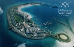 Qatar Hotel Key, Banana Island Resort Doha By Anantara  (1pcs) - Qatar