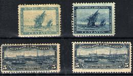 Argentina Nº 92/3, 131. Año 189/1902 - Argentina
