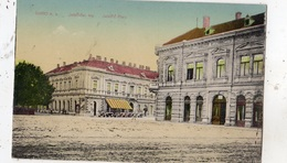 SERBIE BROD N. S. JELACICEV TRG JELACIC PLATZ - Serbia
