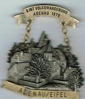 Adenau Eifel.1979 - Entriegelungschips Und Medaillen