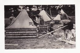 Cpa   SCOUT    SCOUTISME     CARTE PHOTO MEURISSE     Scouts à BIRKENHEAD - Scoutismo