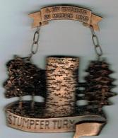 Morbach 1982 (Stumper Turm. - Entriegelungschips Und Medaillen