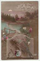 1er Avril // Poisson D'Avril // Paysage Et Poisson - 1er Avril - Poisson D'avril