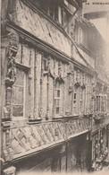 Cartolina  - Postcard /  Viaggiata -  Sent /  Lisieux, Manoir De La Salamandre. - Lisieux