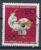 BRD Mi. 451 Gest. Olympische Spiele Tokio 1964 Judo - Sommer 1964: Tokio