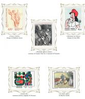 FRANCIA 1983 - ARTE - QUADRI DI FRANCIA -  MNH ** - Art