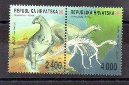Serie De Croacia N ºYvert 224/25 ** - Croacia