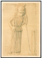 Grecia/Grèce/Greece: Intero, Stationery, Entier, Pallade Atena, Pallas Athéna, Pallas Athena - Mitologia
