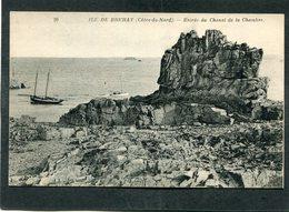 CPA - ILE DE BREHAT - Entrée Du Chenal De La Chambre - Ile De Bréhat