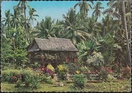 Philippinen - Sta. Maria Zamboanga City - Typical House - Nice Stamp - Philippinen
