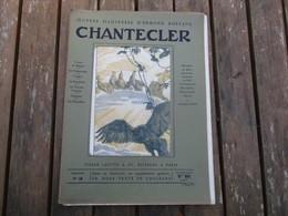 FASCICULE N° 48  OEUVRES ILLUSTREES D'EDMOND ROSTAND CHANTECLER 2 FEVRIER 1911 - Théâtre