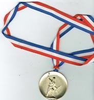 Luxembourg Ironhand 87 12 Decembre - Entriegelungschips Und Medaillen