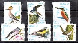 Serie De Laos N ºYvert 394/99 ** PAJAROS (BIRDS) - Laos