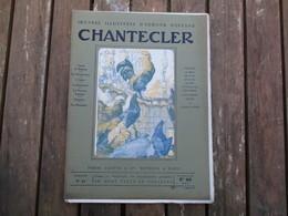 FASCICULE N° 44  OEUVRES ILLUSTREES D'EDMOND ROSTAND CHANTECLER 5 JANVIER  1911 - Théâtre