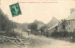 72 Sarthe :  La Fresnay Sur Chédouet Le Village Des Ventes Du Four    Réf 6733 - La Fresnaye Sur Chédouet
