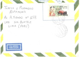 125F1 FERRARI - Storia Postale