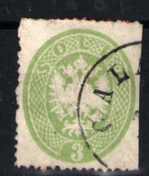 Austria Nº 23 . Año 1863 - 1850-1918 Imperium