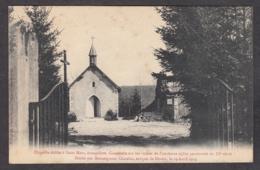 103818/ SAULIEU, Chapelle Dédiée à Saint-Marc Evangéliste, Construite Sur Les Ruines De L'ancienne église Paroissiale Du - Saulieu