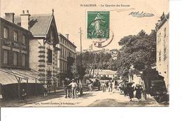 LOIRE SAINT  GALMIER LE QUARTIER DES SOURCES ANIMEE ECRITE - Frankrijk