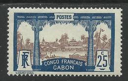 GABON 1910 YVERT 39** - SANS TRACE DE CHARNIERE - MNH - Gabon (1886-1936)