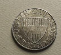 1972 - Autriche - Austria - 10 SCHILLING, Argent, Silver, KM 2882 - Austria