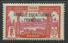 GABON 1930 YT 117** MNH - Gabon (1886-1936)