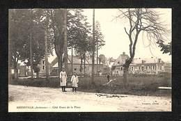 08 - RENNEVILLE - Côté Ouest De La Place - RARE ,#08/003 - Altri Comuni