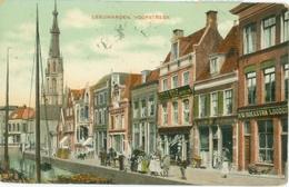 Leeuwarden 1908; Voorstreek - Gelopen. (Schaefer - Amsterdam) - Leeuwarden