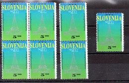 Lote De Serie De  Eslovenia N ºYvert 1** - Eslovenia