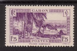 GABON 1933 YT 140A** - MNH - SANS CHARNIERE NI TRACE - Gabon (1886-1936)