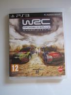 Jeu: PS3  FIA WORLD RALLY CHAMPIONSHIP - Sony PlayStation